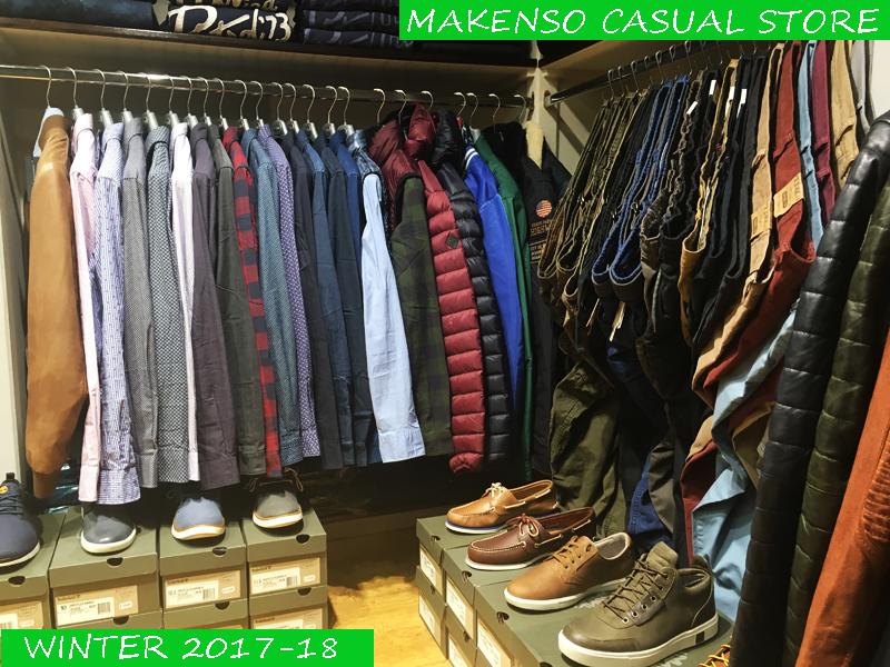 MAKENSO &#8211; CASUAL STORE  <br /> (Γιαννουλάτος Γεράσιμος)