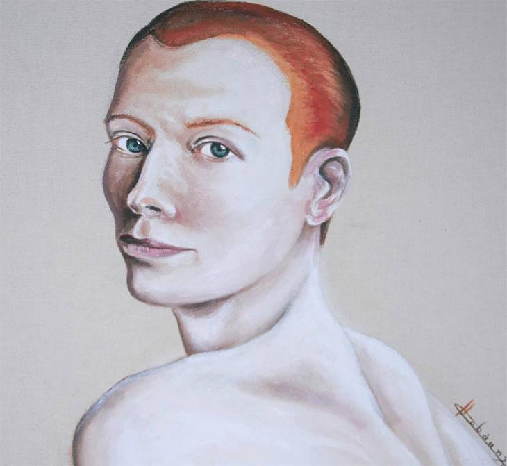 """EGO"" – Ατομική έκθεση ζωγραφικής του Ηρακλή Φοβάκη"