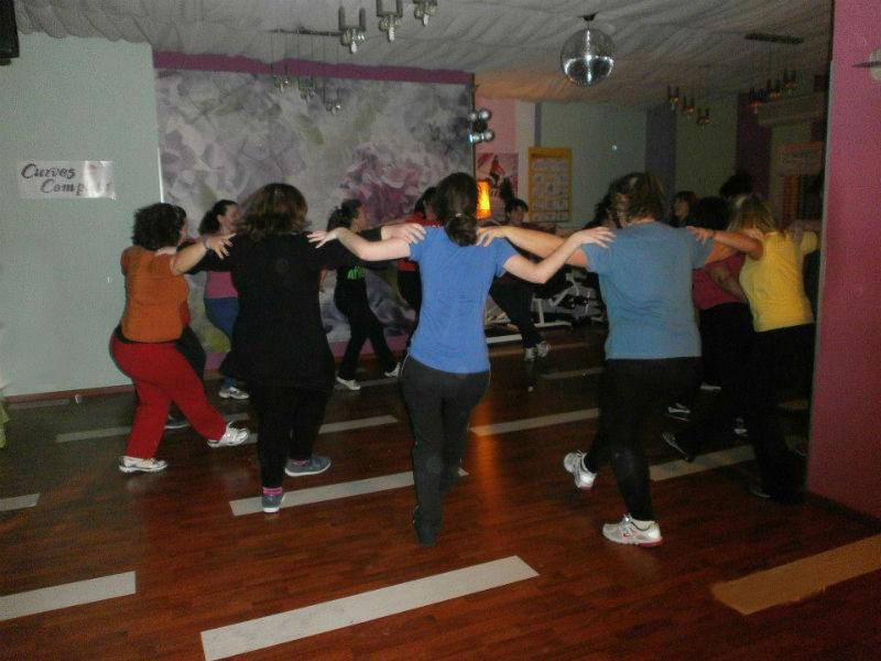 Curves gym – Καλλίπολης