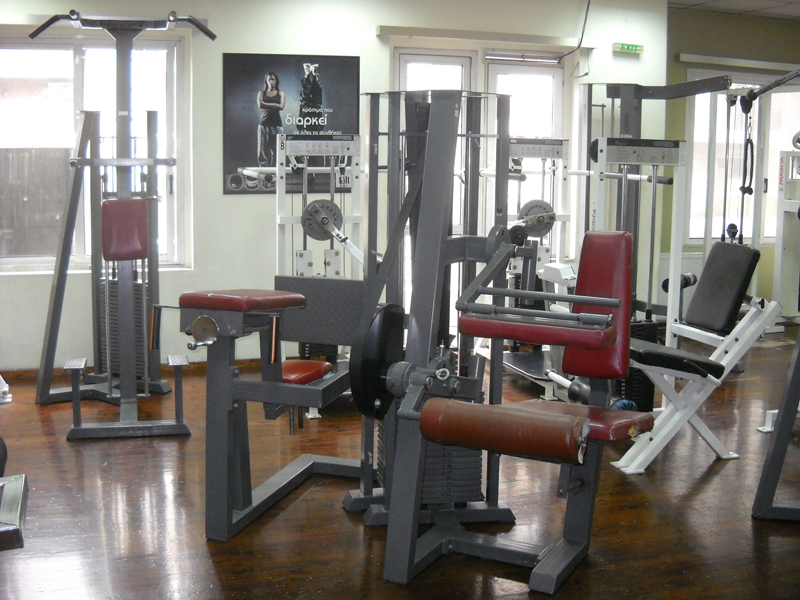 Sociall Arenas Gym Πειραιά