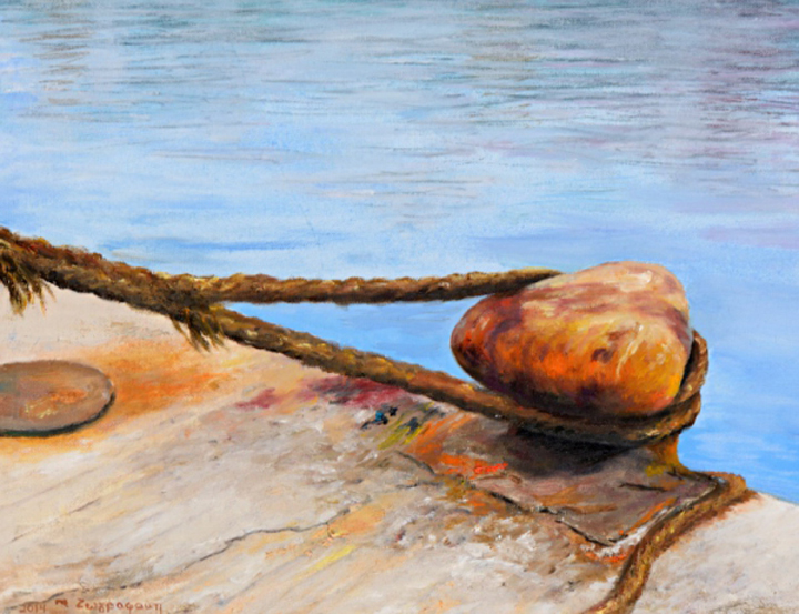 Ναυτικό Μουσείο της Ελλάδος: Έκθεση ζωγραφικής με τίτλο «Αρμύρα και Φως»