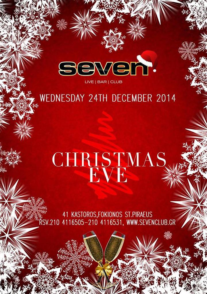 Christmas Event στο Seven Club