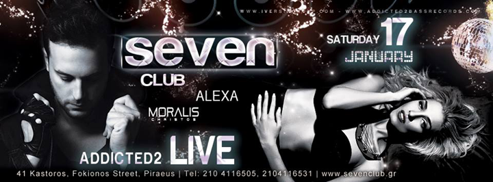 Seven Club Addicted 2 Live…