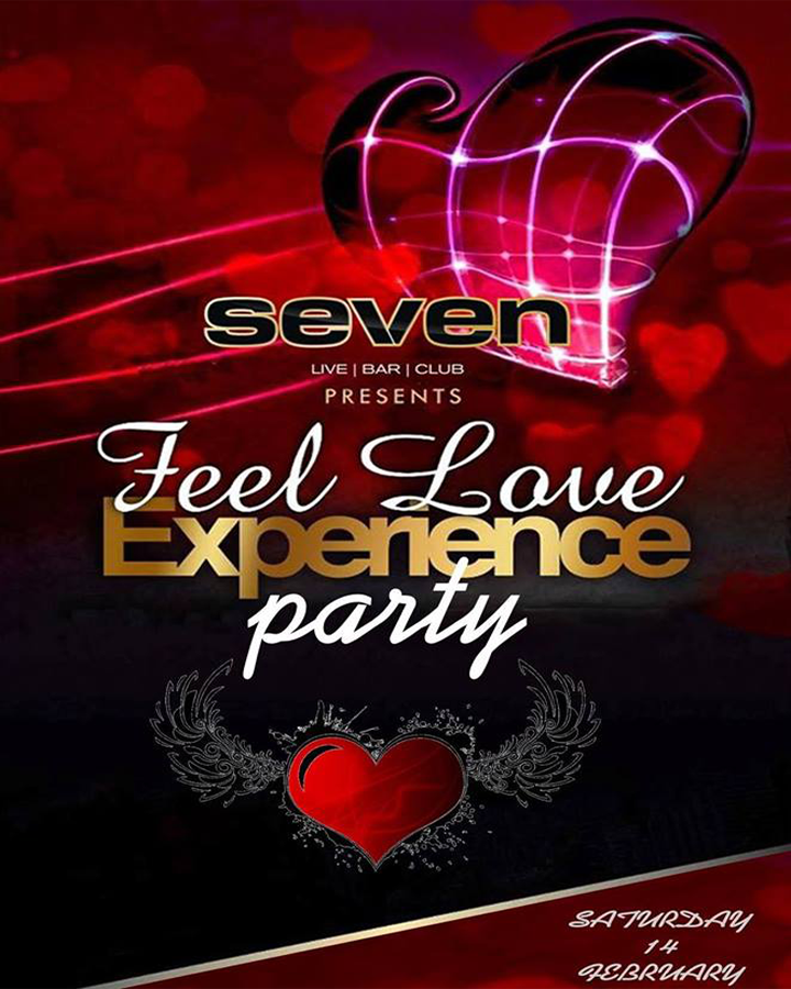 Feel Love Experience Party – Seven Club