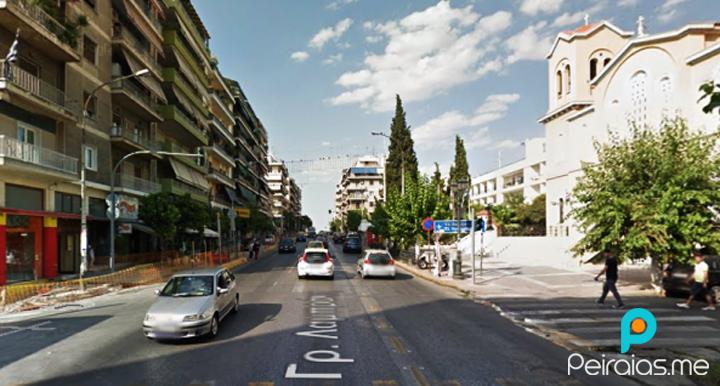 Νέες κυκλοφοριακές ρυθμίσεις στο Kέντρο του Πειραιά