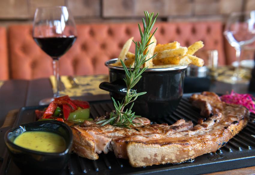 Άμπακος – Steak House