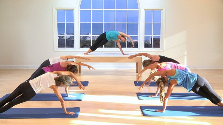 Mat Pilates στο Κέντρο Πολιτισμού Σταύρος Νιάρχος