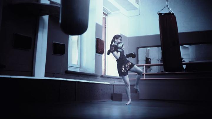 Kickboxing για παιδιά στο Ίδρυμα Σταύρος Νιάρχος