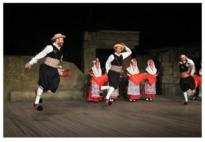 Εργαστήρι παραδοσιακών χορών στο Κέντρο Πολιτισμού Ίδρυμα Σταύρος Νιάρχος