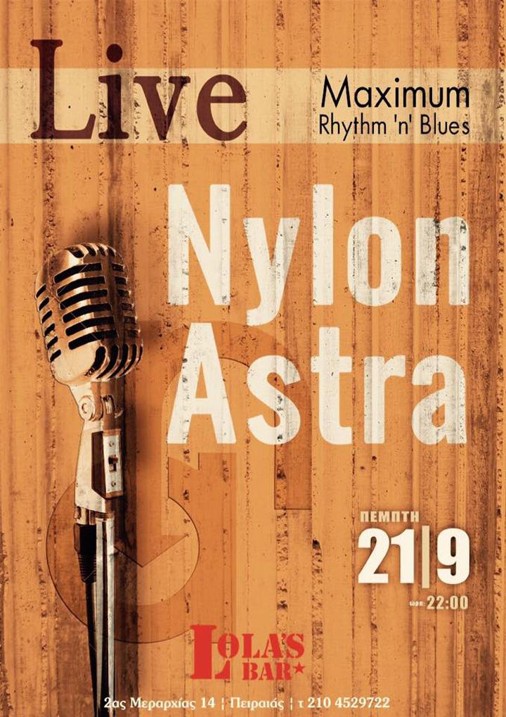 Nylon Astra Live at Lola's Bar