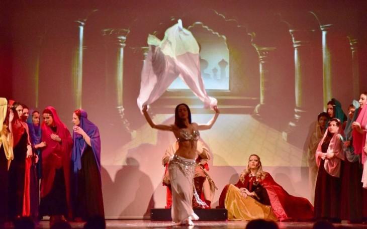 Το μιούζικαλ «Αστέρι της Ερήμου – Ναλιμάρ» στο Βεάκειο Θέατρο Πειραιά