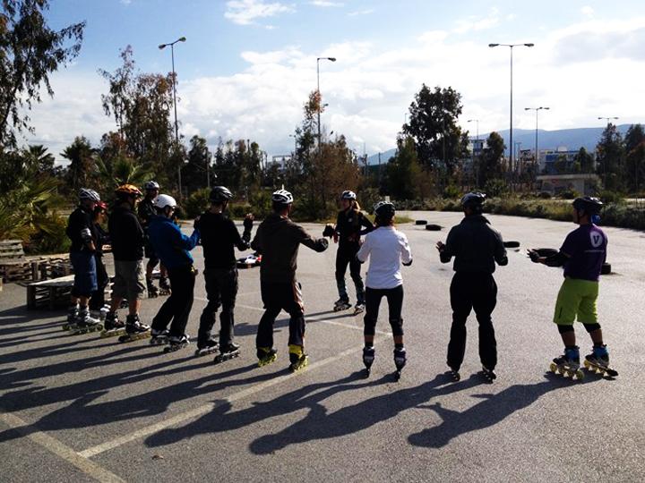 «Roller Skates» στο Κέντρο Πολιτισμού Ίδρυμα Σταύρος Νιάρχος