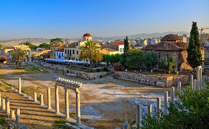 Δωρεάν Ξεναγήσεις σε Αρχαιολογικούς χώρους και Γειτονιές της Αθήνας – Νοέμβριος 2017