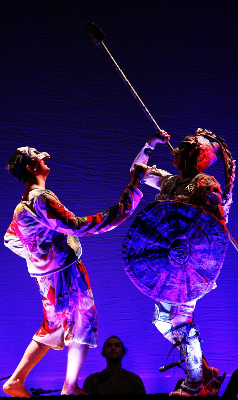 «Ο Μεγαλέξανδρος Νικάει τον Δράκο» – Παιδική Σκηνή στο Δημοτικό Θέατρο Πειραιά