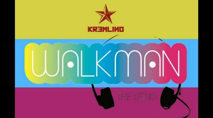 Walkman the Band @ Kremlino Masque Party
