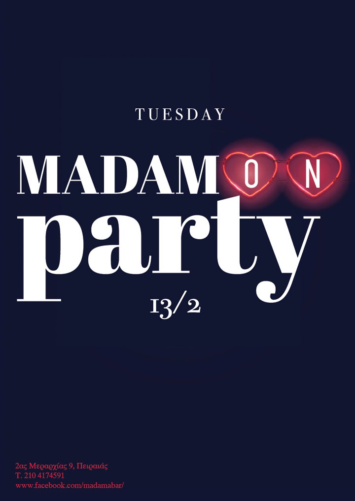 Special party @ Madama Bar