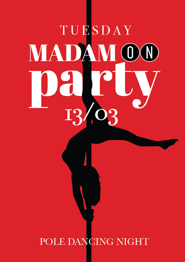 Party @ Madama bar