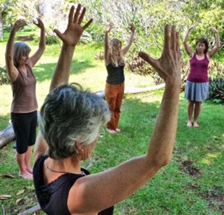 Γυμναστική για μεγάλα… παιδιά στο κέντρο πολιτισμού ίδρυμα Σταύρος Νιάρχος