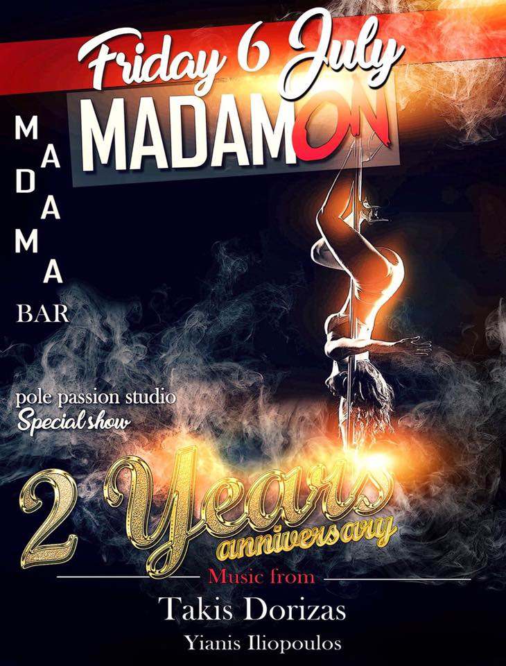 2 Years Anniversary Party @ Madama Bar