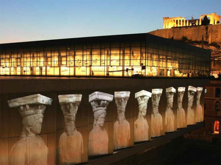 «Tα μυστικά των Καρυάτιδων» – Βραδινή ξενάγηση στο Nέο Μουσείο της Ακρόπολης