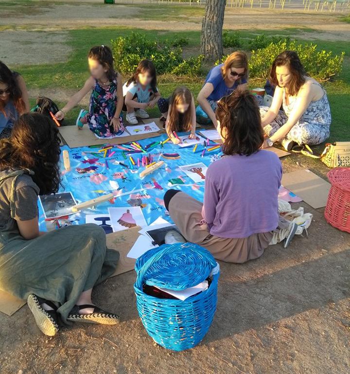Παιχνίδι για γονείς και παιδιά στο κέντρο πολιτισμού ίδρυμα Σταύρος Νιάρχος