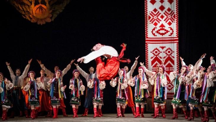 Τα Εθνικά Μπαλέτα Κίεβου Virsky  στο Ηρώδειο