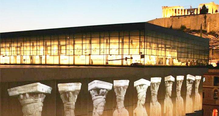 Tα μυστικά των Καρυάτιδων – βραδινή ξενάγηση στο νέο Μουσείο της Ακρόπολης