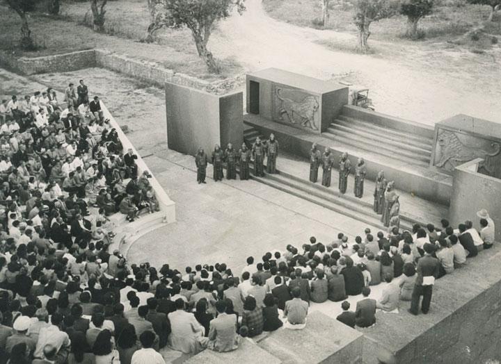 ΕΠΙΜΟΡΦΩΤΙΚΟ ΣΕΜΙΝΑΡΙΟ: Το αρχαίο δράμα από τη σκηνή του θεάτρου στη σκηνή της τάξης
