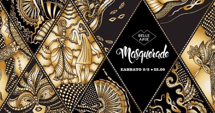 • Belle Amie ~ Masquerade Party •