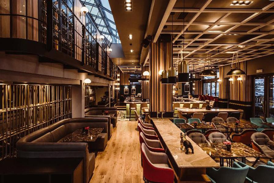 Casca cafe-restaurant
