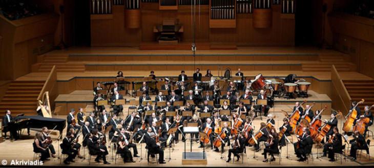 Κρατική Ορχήστρα Αθηνών «Οι Τέσσερις Εποχές» στο Μέγαρο Μουσικής
