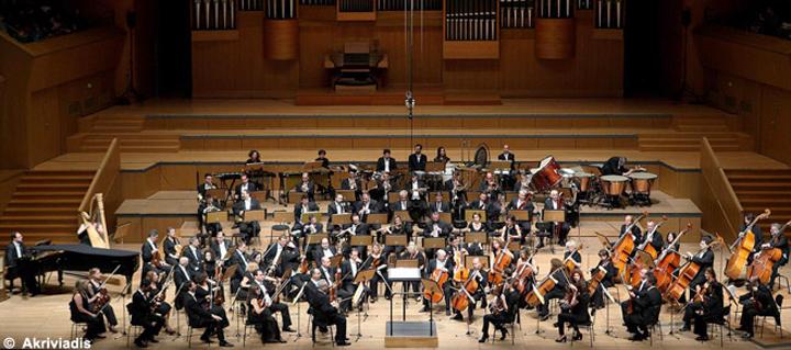 Κρατική Ορχήστρα Αθηνών Πασχαλινή συναυλία στο Μέγαρο Μουσικής