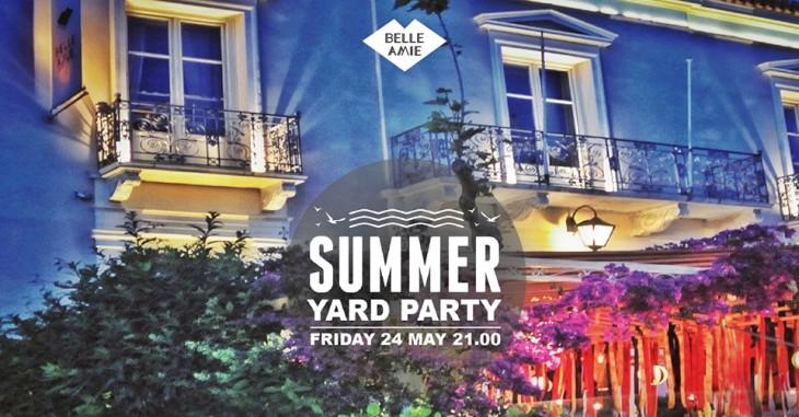 Summer Yard Party @ Belle Amie