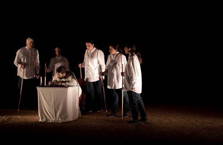 «Το ημερολόγιο ενός τρελού» του Νικολάι Γκόγκολ στη θεατρική σκηνή Anima Vita