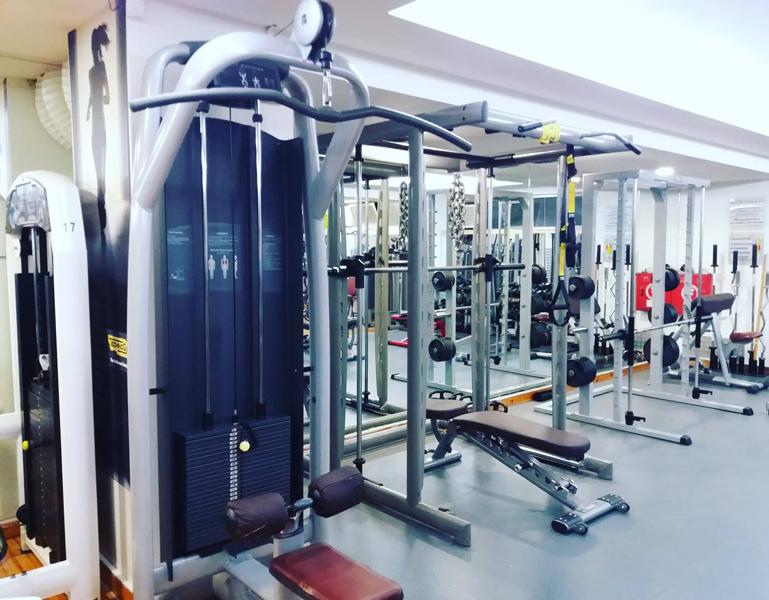Γυμναστήριο Health Fitness & Spa <br /> Δαρεμάς Γεώργιος & ΣΙΑ ΕΕ
