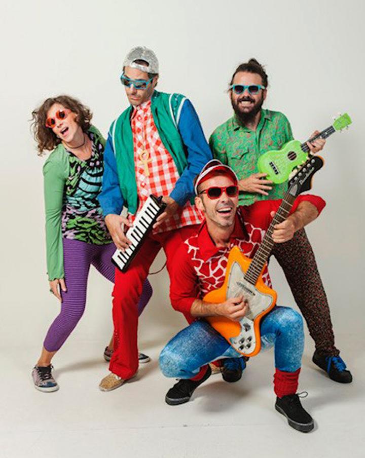 Αποκριάτικη παιχνιδοσυναυλία για παιδιά από τους Burger Project στο Δημοτικό Θέατρο Πειραιά