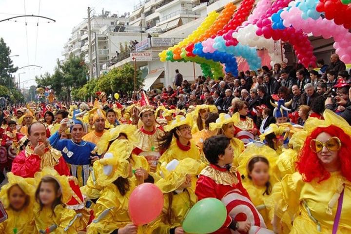 Στους ρυθμούς του Καρναβαλιού ο Δήμος Νίκαιας-Αγ.Ι. Ρέντη