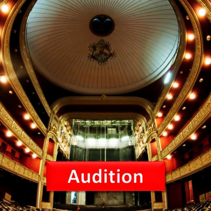 Ακρόαση Ηθοποιών – Εκπαιδευτικό πρόγραμμα στο Δημοτικό Θέατρο Πειραιά