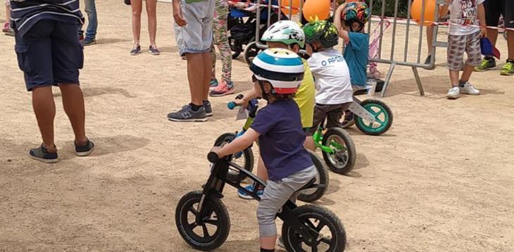 Μαθήματα ποδηλάτου για παιδιά στο κέντρο πολιτισμού ίδρυμα Σταύρος Νιάρχος