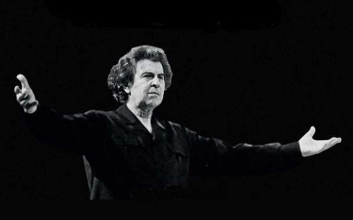 Ρεσιτάλ με έργα του Μίκη Θεοδωράκη από την Εθνική Λυρική Σκηνή στον Αρχαιολογικό Χώρο Δελφών