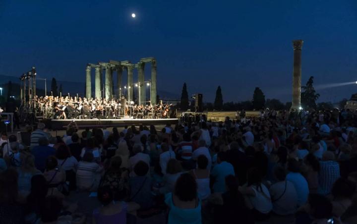 Συναυλία Αρχαίας Ελληνικής μουσικής με το σύνολο Χρυσέα Φόρμιγξ στo Αρχαιολογικό Μουσείο Δελφών