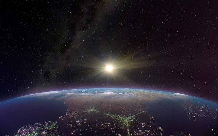 """Ψηφιακή Παράσταση """"Ζωή στο Σύμπαν"""" στο Ίδρυμα Ευγενίδου"""