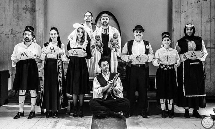 Μήδεια του Μποστ στο Βεάκειο Θέατρο Πειραιά