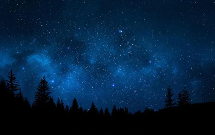 Πεζοπορία με τα αστέρια στην Πάρνηθα