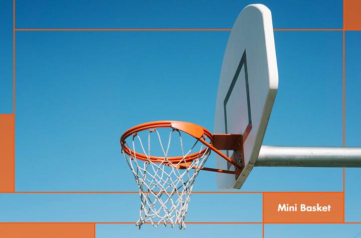 Υπαίθριος Χώρος Αθλοπαιδιών – Mini Basket στο κέντρο πολιτισμού ίδρυμα Σταύρος Νιάρχος