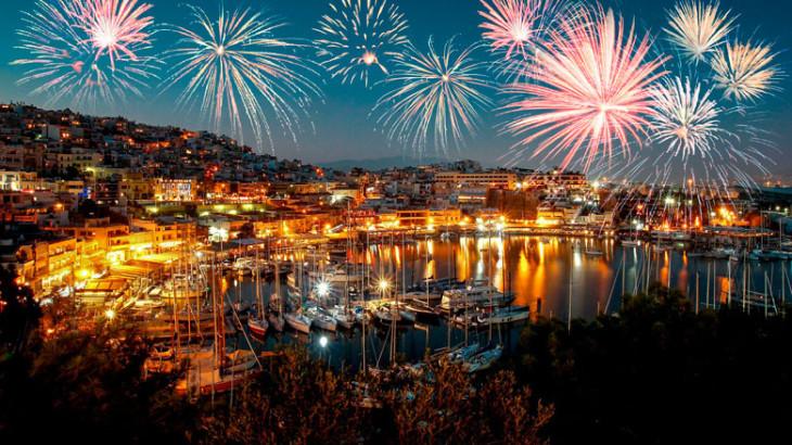 Με πυροτεχνήματα θα γιορτάσει την Ανάσταση ο Πειραιάς