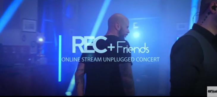 REC & Friends Christmas Unplugged από τον Ο.Π.Α.Ν.