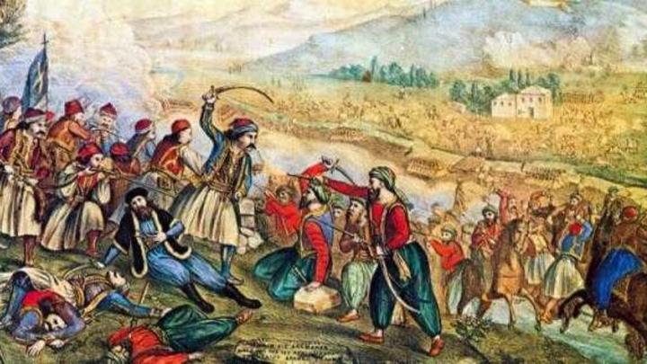 Η Επανάσταση του 1821 στον Πειραιά και τη Nησιωτική Ελλάδα