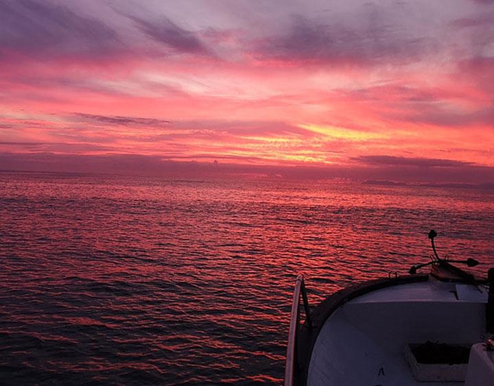 Ξενάγηση εν πλω στις ακτές του Πειραιά